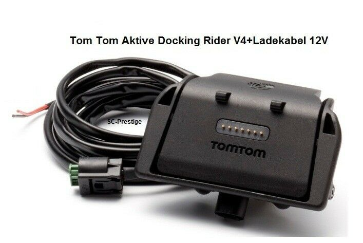 tomtom tom tom rider v4 model 2013 active docking shoe. Black Bedroom Furniture Sets. Home Design Ideas