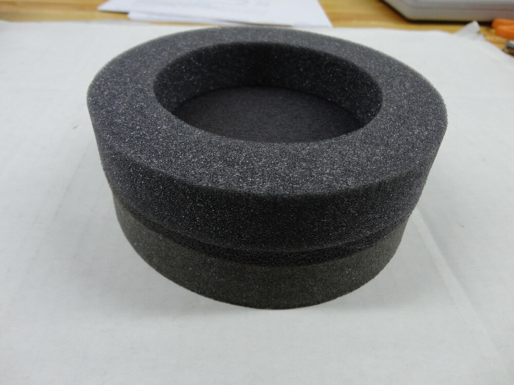 polaris evolved chassis air duct filter replaces oem