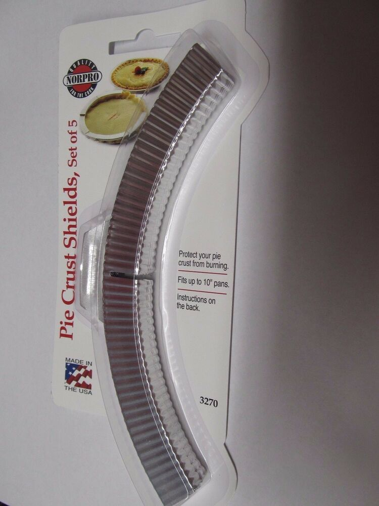 Norpro Pie Crust Shield 3270 No Burnt Crust New Ebay