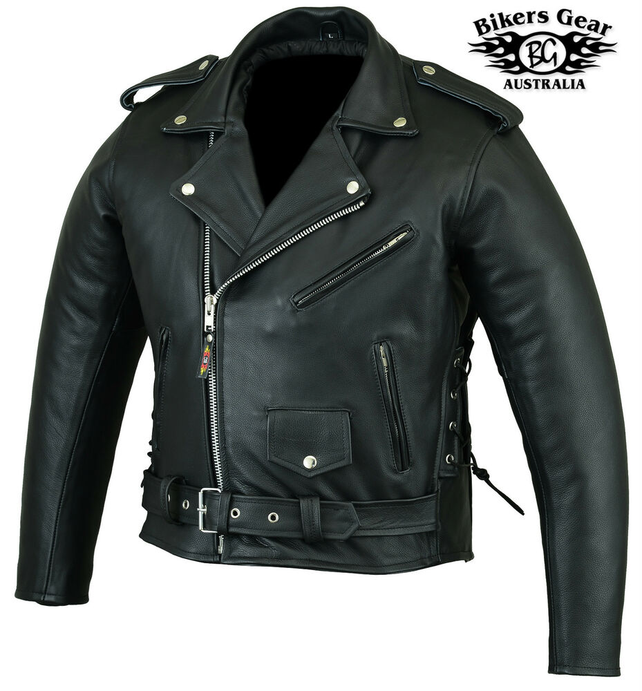 Big and tall mens leather jackets