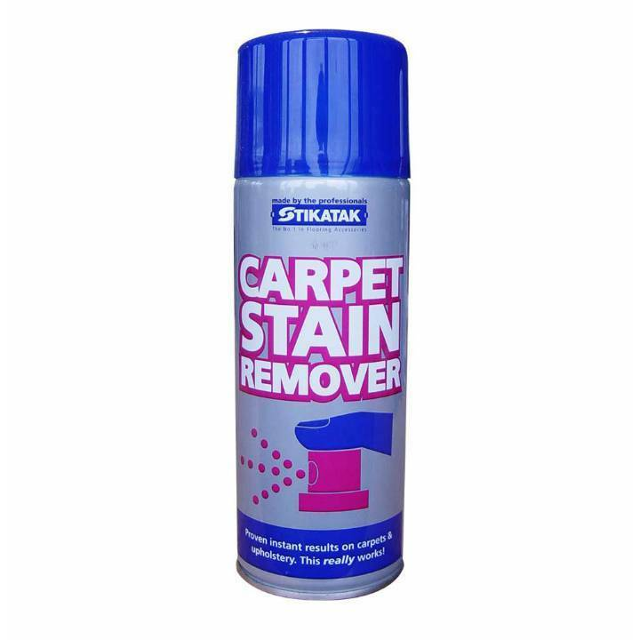 carpet spot cleaner stikatak carpet stain remover 400ml instantly removes 31302