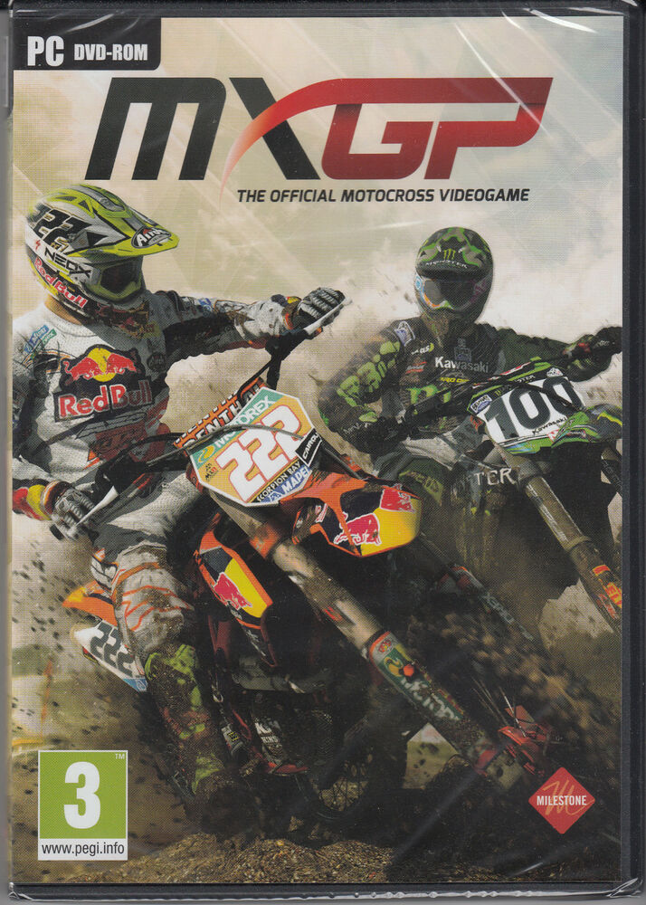 MXGP 14 PC Brand New Sealed Fast Free Shipping MX GP 2014 Motocross Racing Game | eBay