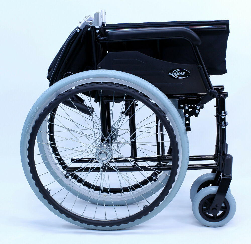 Karman Ultra Light Adult Wheelchair Transport Foldable