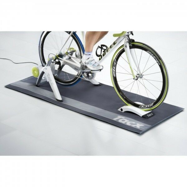 tacx trainingsmatte f r fahrrad rollentrainer aus nylon. Black Bedroom Furniture Sets. Home Design Ideas