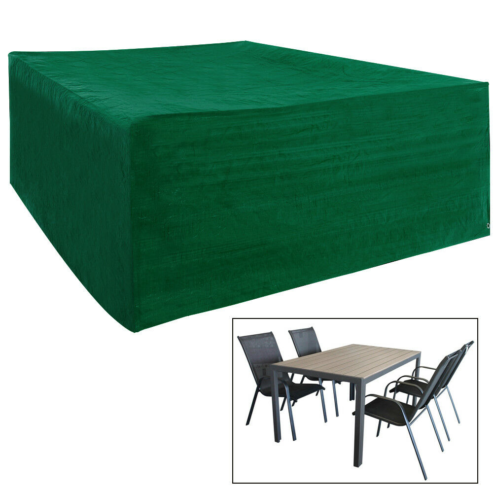 schutzh lle abdeckhaube gartenm bel f r sitzgruppen schutzplane garnitur gz1161 ebay. Black Bedroom Furniture Sets. Home Design Ideas