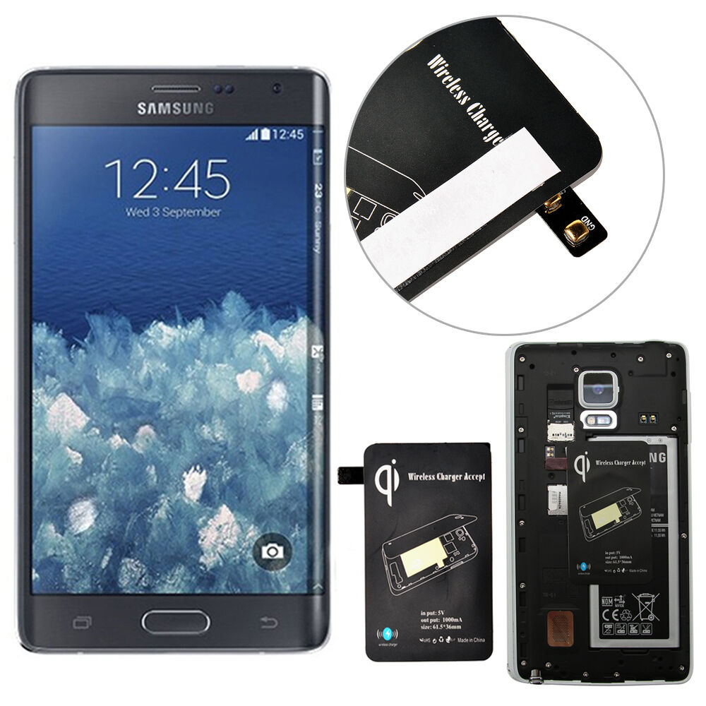 For Samsung Galaxy Note Edge N9150 Qi Wireless Charger