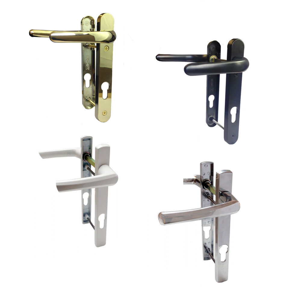 Upvc Door Handle 92mm Pz 122mm Fixing Centres Vita Quality