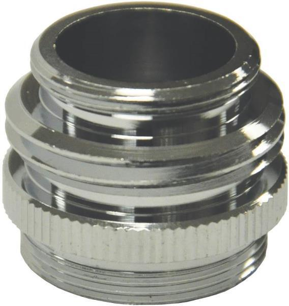 NEW DANCO 10513 DUAL THREADED GARDEN HOSE ADAPTER FAUCET