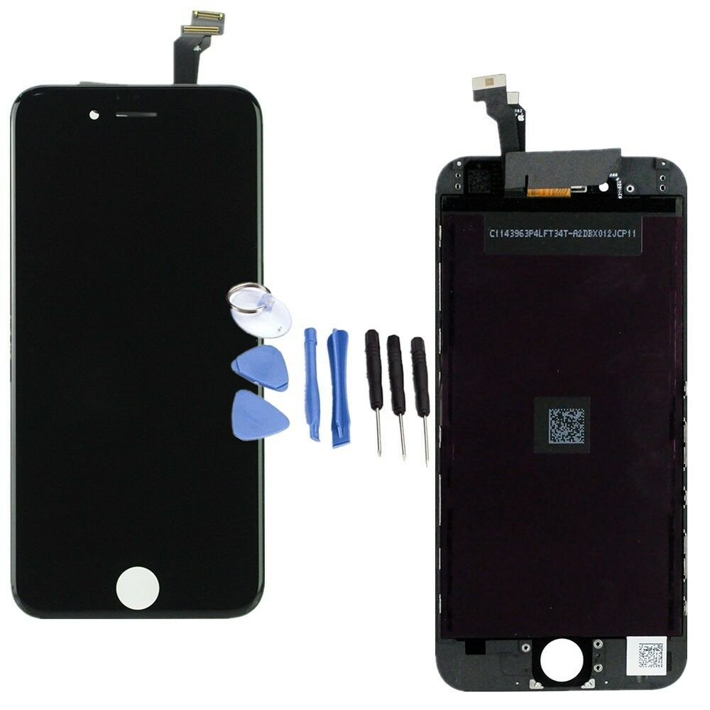 replace screen iphone 6 for new iphone 6 4 7 quot black oem lcd digitizer touch screen 15998