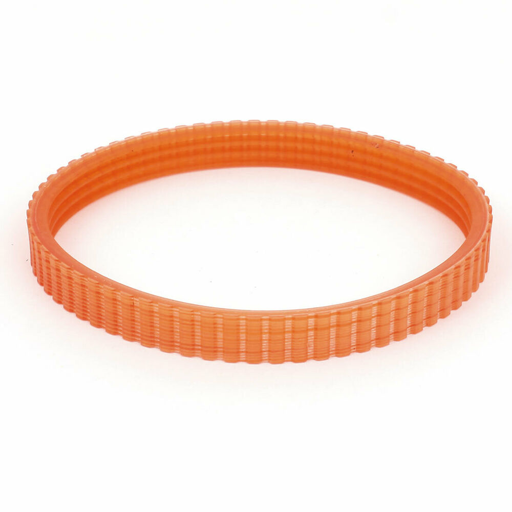 9 5mm wide orange pu drive belt 80x88mm for makita 1911b