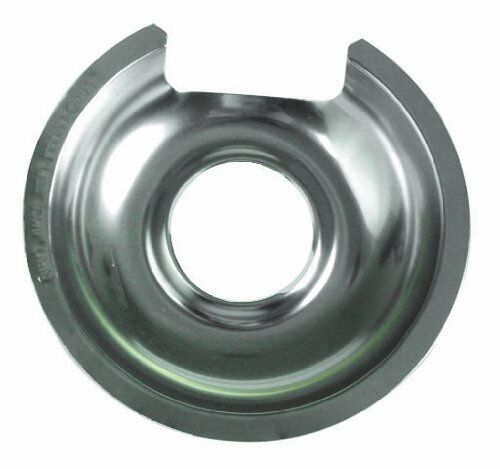 Camco 00423 6 Quot Inch Chrome Oven Stove Range Drip Pan Bowl