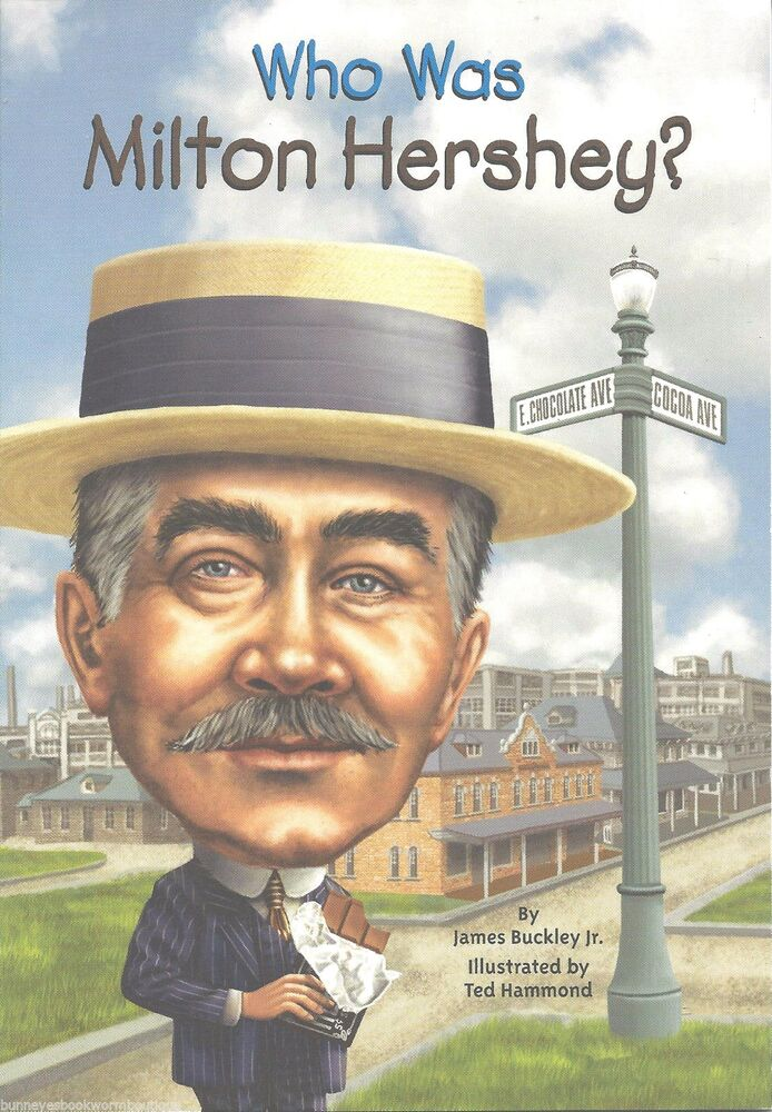 milton hershey the chocolate man Milton hershey was the founder of the hershey chocolate company, which makes the hershey bar and hershey kisses learn more at biographycom.