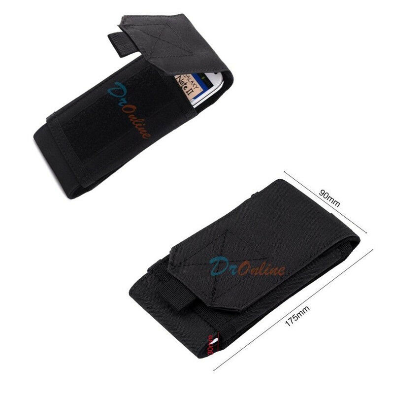 Tactical Cell Phone Pouch Molle Case for Samsung Galaxy S5 Note HTC ...