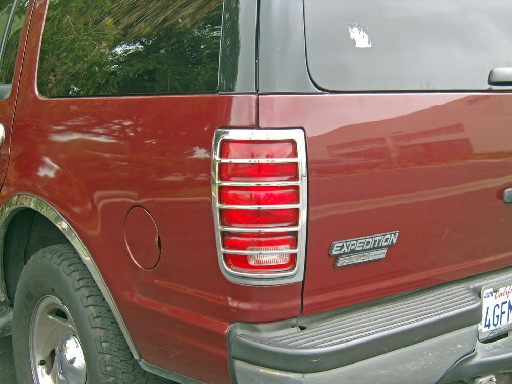 Ford Expedition 1997 2002 Tfp Abs Chrome Tail Light