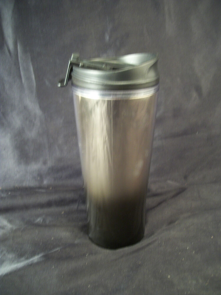 Mug Cup Travel Style Starbucks Insulated Hot Cold W Lid