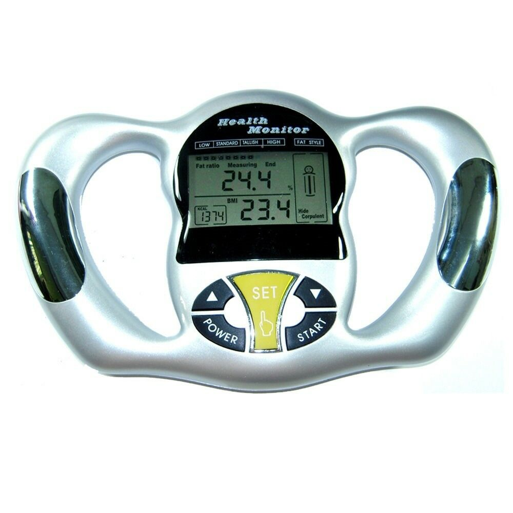 how to use body fat monitor