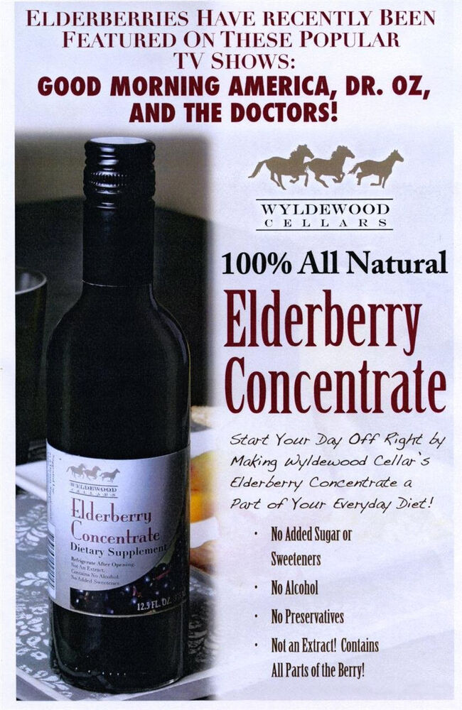 how to make elderberry juice concentrate