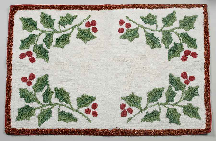 Lenox Holiday Nouveau Gold Bath Rug 8348389 Ebay