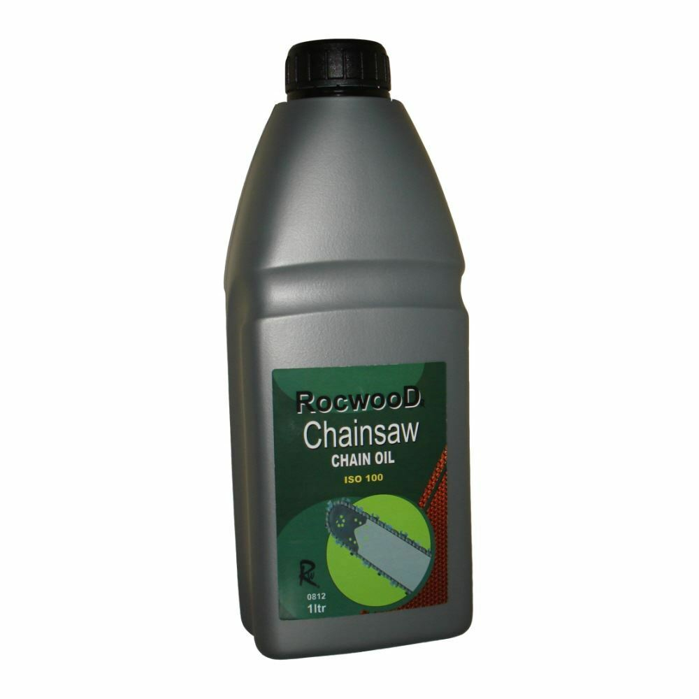 Chain Saw Oil : Litre of chainsaw saw chain oil for guide bar pump
