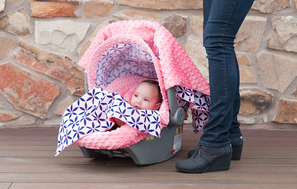 Kendra Whole Caboodle Car Seat Cover 5 Piece Set Year