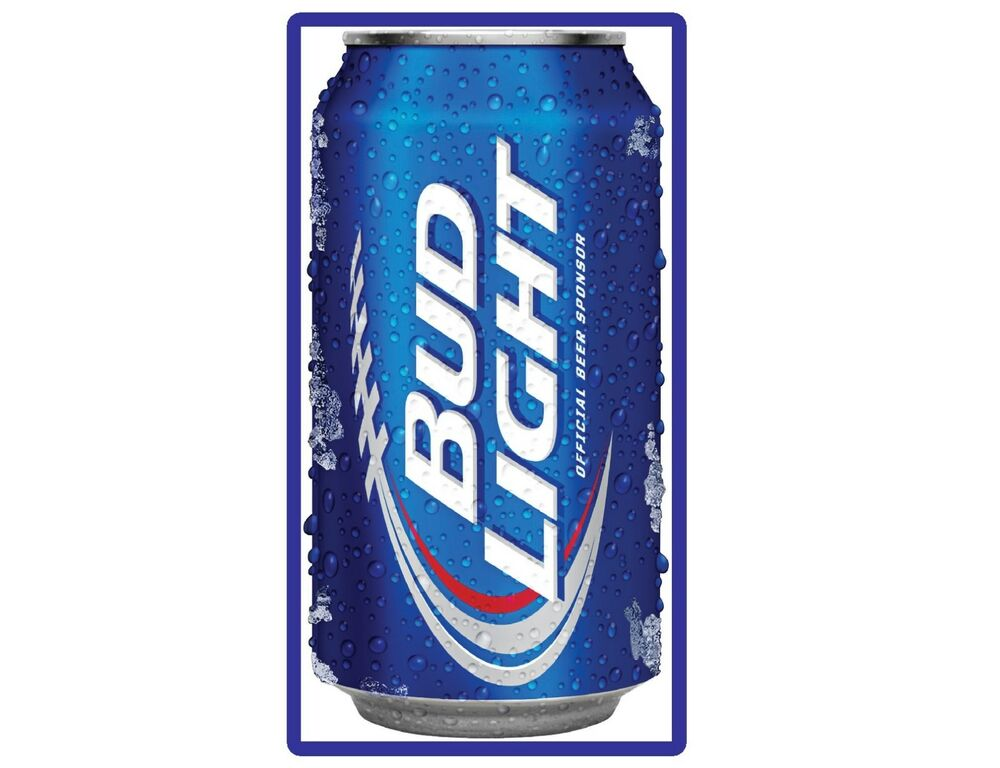 Man Cave Refrigerator For Sale : Budlight beer can refrigerator tool box magnet man cave