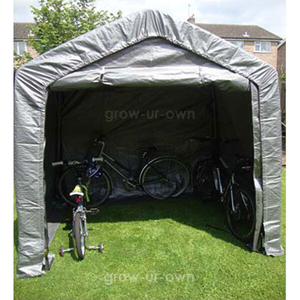 grand abri de jardin portable garage abri auvent gazebo de. Black Bedroom Furniture Sets. Home Design Ideas