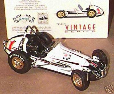 A J Foyt 1 Bowes Seal Fast Special Vintage Sprint Gmp 1