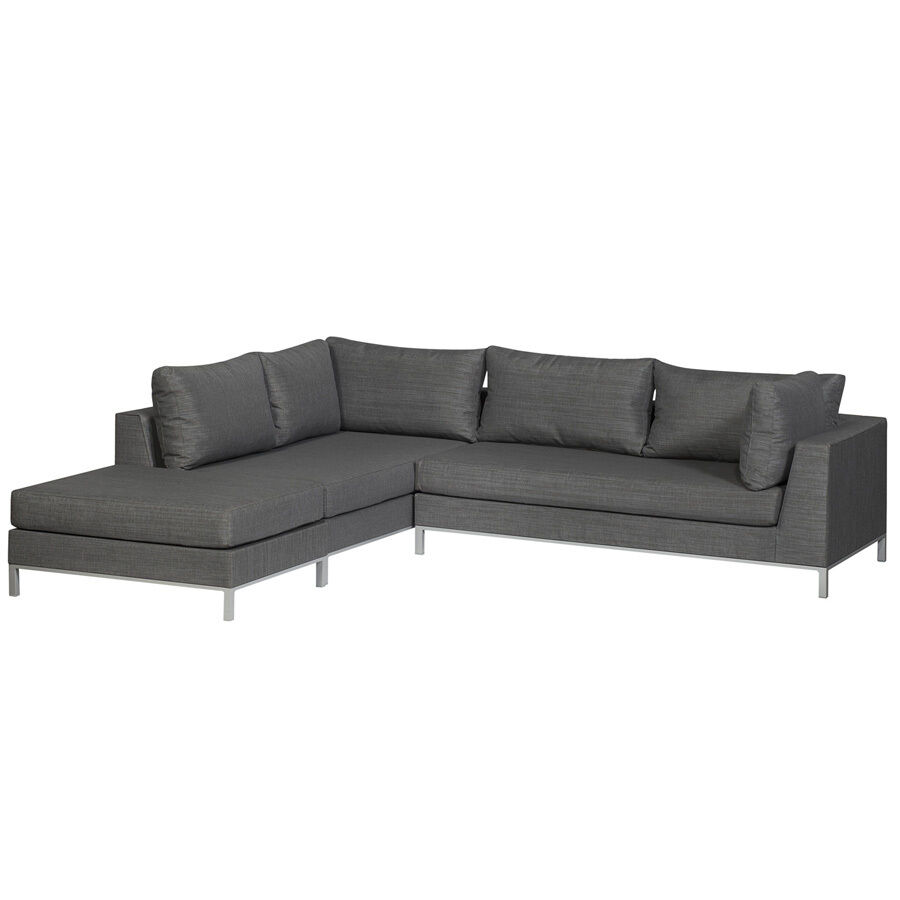 premium gartenlounge exotan wetterfest terrasse garten strandsofa loungem bel ebay. Black Bedroom Furniture Sets. Home Design Ideas