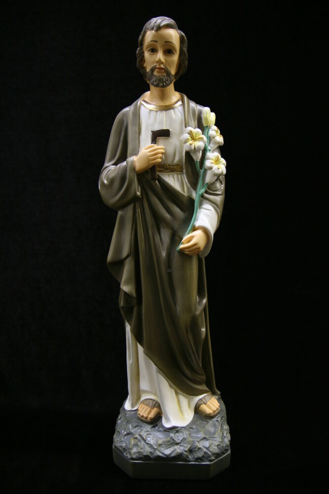 Saint st joseph the worker italian statue sculpture for Joseph e joseph italia