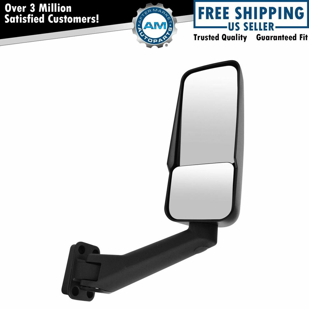 OEM Mirror Manual Passenger Side Right RH For 03-09 Chevy