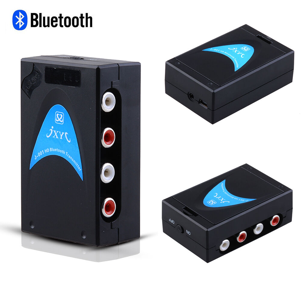 wireless bluetooth transmitter for tv pc ipod mp4 w. Black Bedroom Furniture Sets. Home Design Ideas