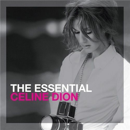 celine dion the essential 36 track 2x cd the very best of. Black Bedroom Furniture Sets. Home Design Ideas