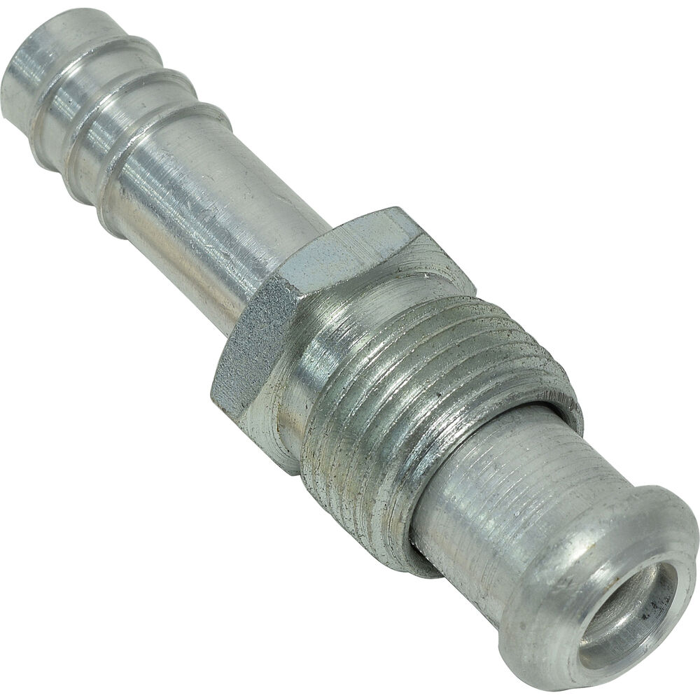 Ac barbed a c fittings push on male flare straight