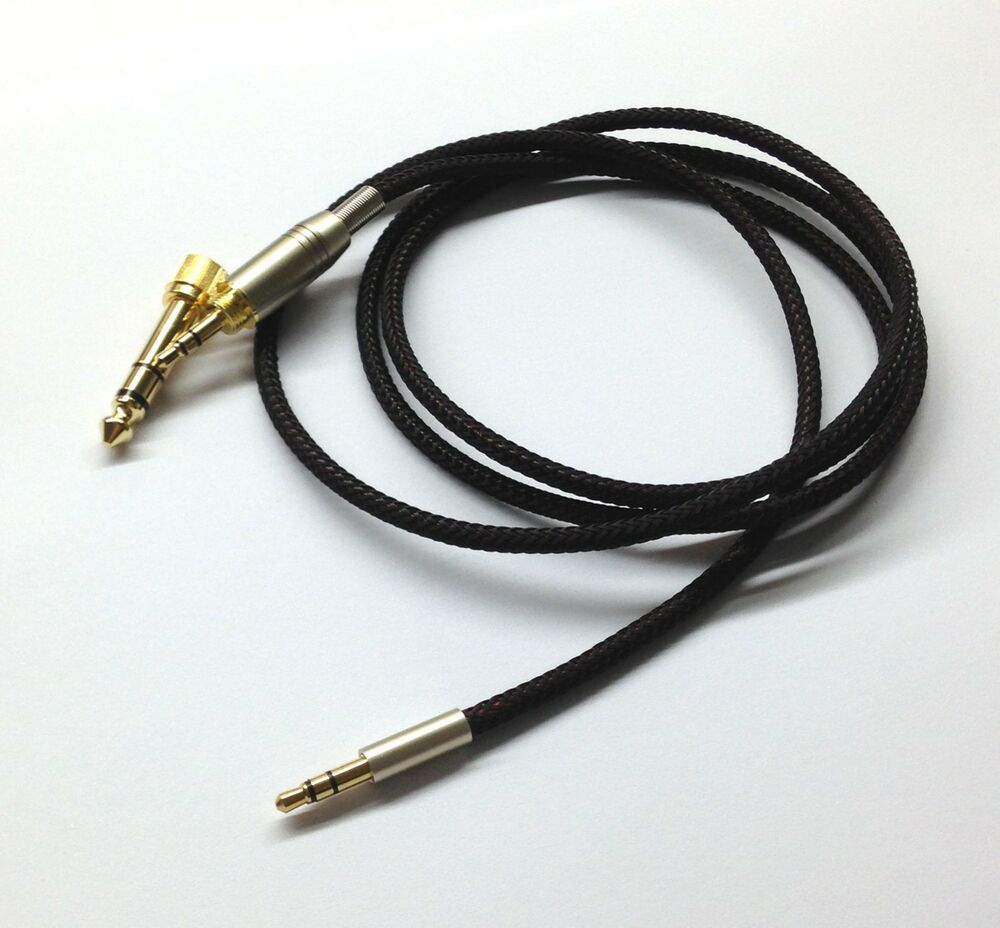 replacement headphone cable for v moda crossfade m 100 m 80 lp2 ue6000 ue9000 ebay. Black Bedroom Furniture Sets. Home Design Ideas