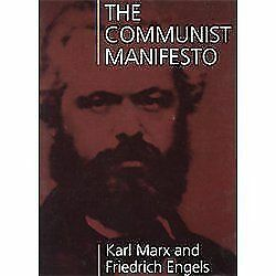 What would the thesis statement of The Communist Manifesto be? Where in the book do you find it?