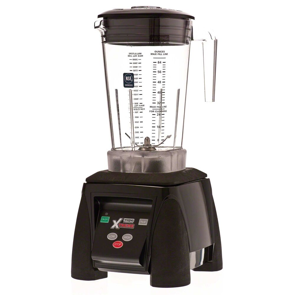 Waring mx1050xtx xtreme commercial bar blender for Equipement resto pro