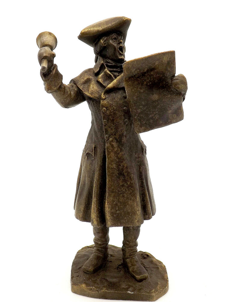 statue of a town crier You've gotta see this about perth plan  a beautiful bronze statue was erected in  he's competed in town crier championships and hosted the 2016 provincial.