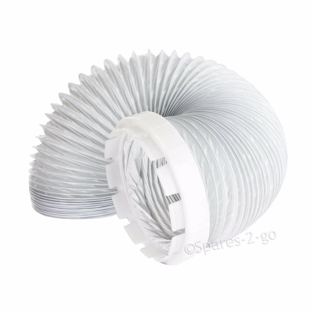 Crusader Tumble Dryer Vent Hose Amp Adaptor Kit Steam Outlet