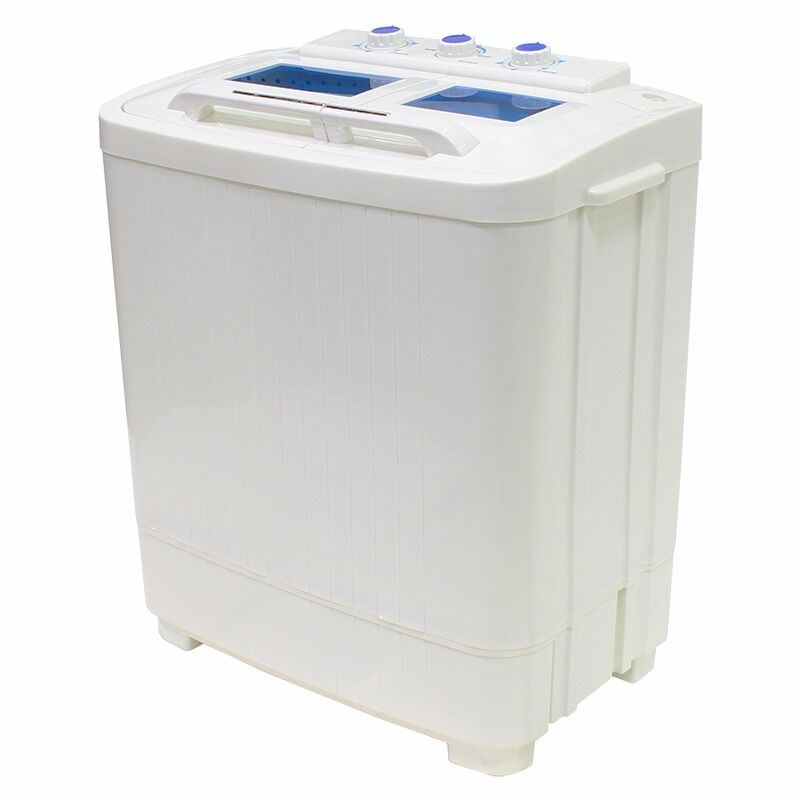 small portable washing machine and dryer