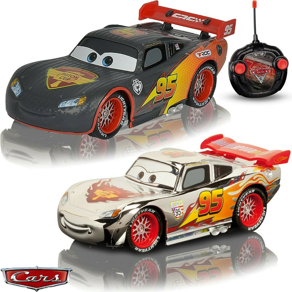 ferngesteuertes renn auto cars turbo racer rc lightning storm disney ab 29 90 ebay. Black Bedroom Furniture Sets. Home Design Ideas