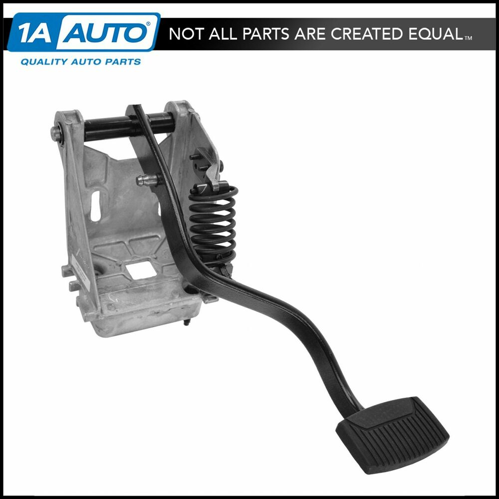 OEM Clutch Pedal Assembly w Bracket for    Ford    Super Duty
