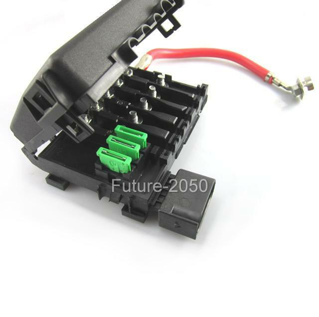 New fuse box battery terminal for jetta golf mk beetle