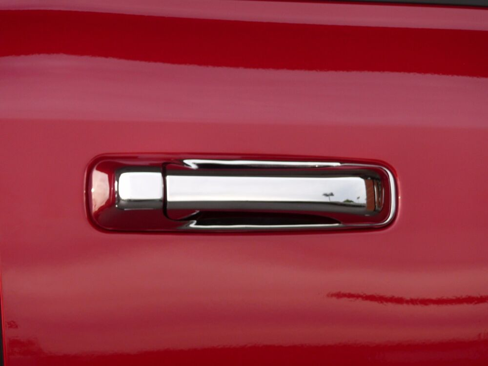 Dodge Ram 1500 2009 2015 2 Door Tfp Stainless Chrome Door