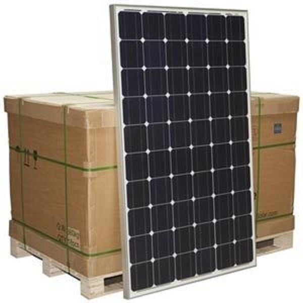 New Lot Of 10 Solarworld 280 Ul Listed 280 Watt 24v Solar