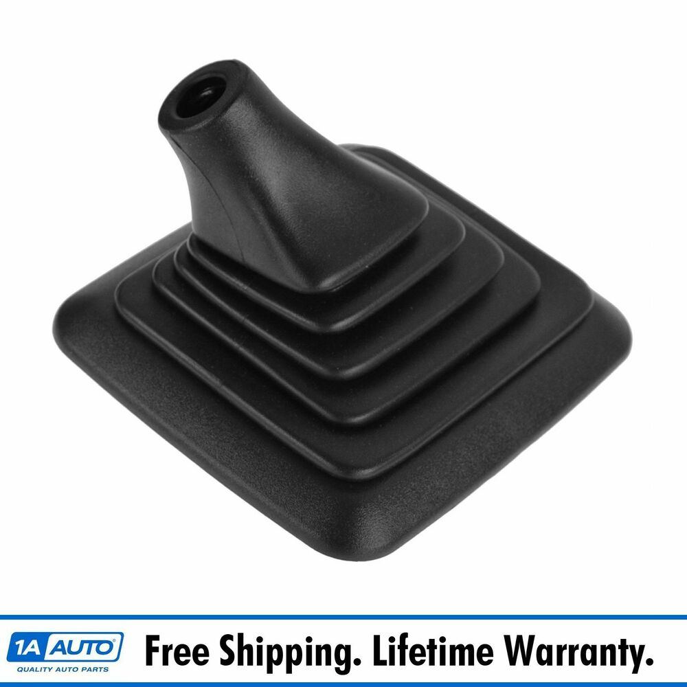 99 Ford Shift Lever Boot : Oem shift boot rubber speed manual for ford