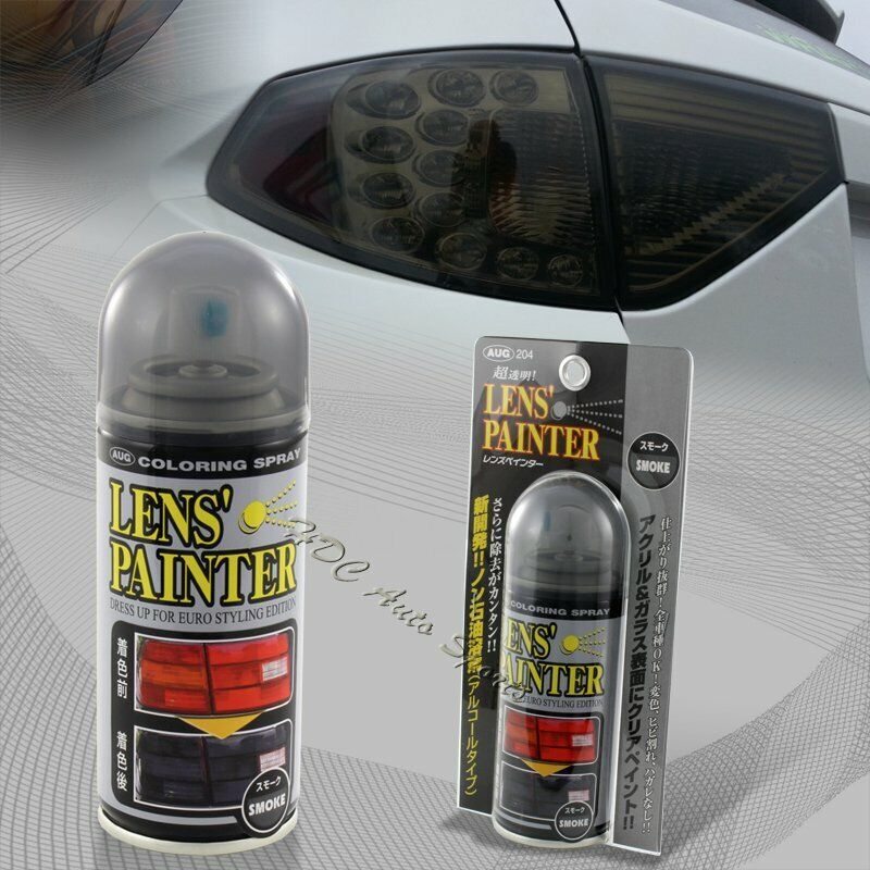 Universal Aug 204 80 Ml Jdm Smoke Tint Lens Cannistor