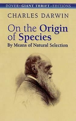 an analysis of charles darwins on the origins of species by means of natural selection Darwin theory of natural selection was proposed by charles darwin in 1858 darwin believed all plants and animals had evolved from a few common ancestors by means of natural selection.