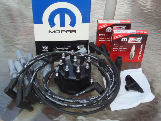 NEW Dodge Ram, Dakota, Durango 5.2-5.9 V8 Magnum Tune-Up kit, OEM Mopar | eBay