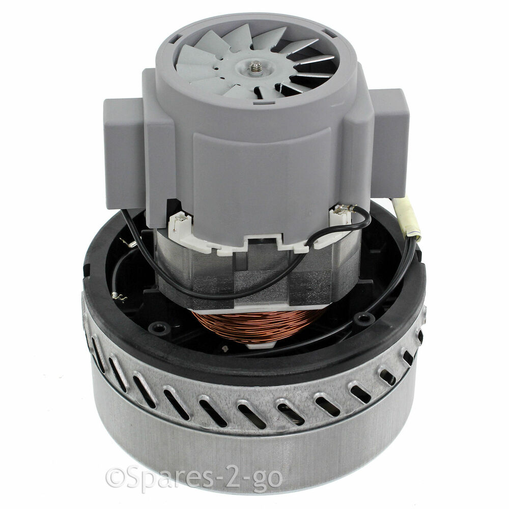 Double 2 Stage Bypass Motor Soteco Truvox Nilco 5 7 145mm