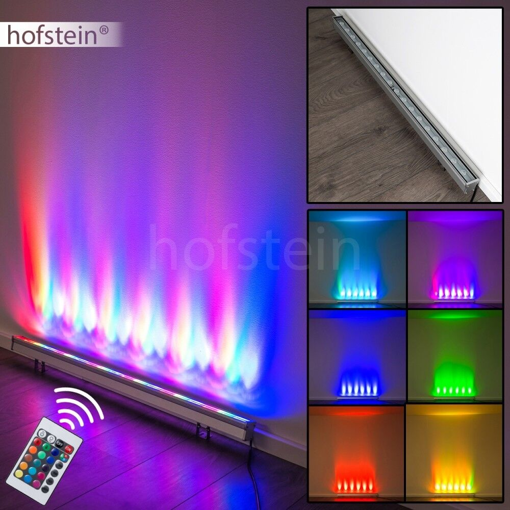 rgb led lampe bodenleuchte wand leuchte decke kinder farbwechsel fernbedienung ebay. Black Bedroom Furniture Sets. Home Design Ideas